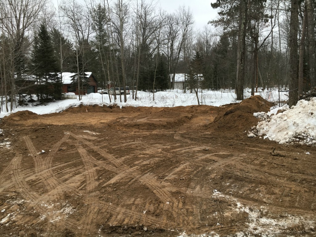 breaking ground, guest house