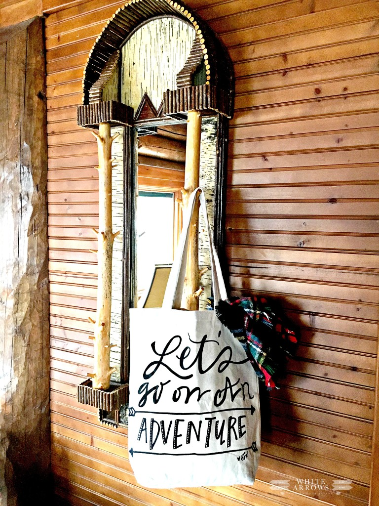 Let's Go on an Adventure bag