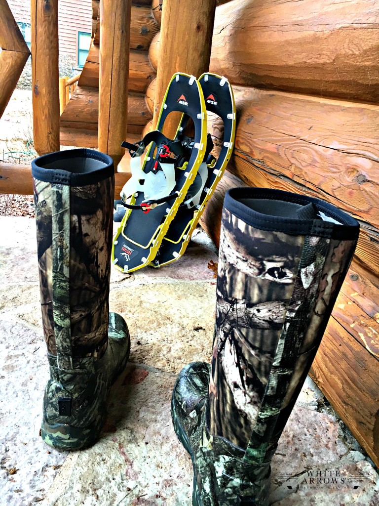 Boggs Boots, Snowshoes