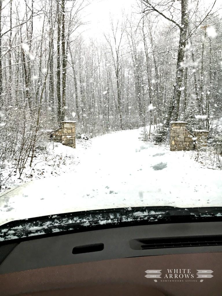 April Fool's Snow