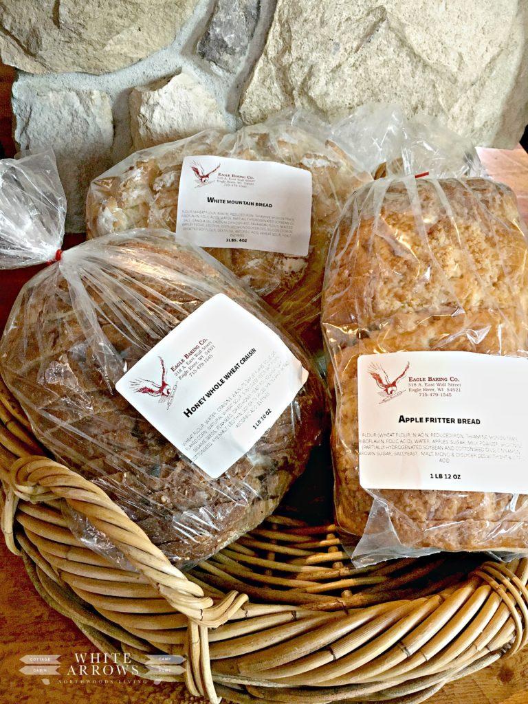 Eagle Baking Company, artisanal breads