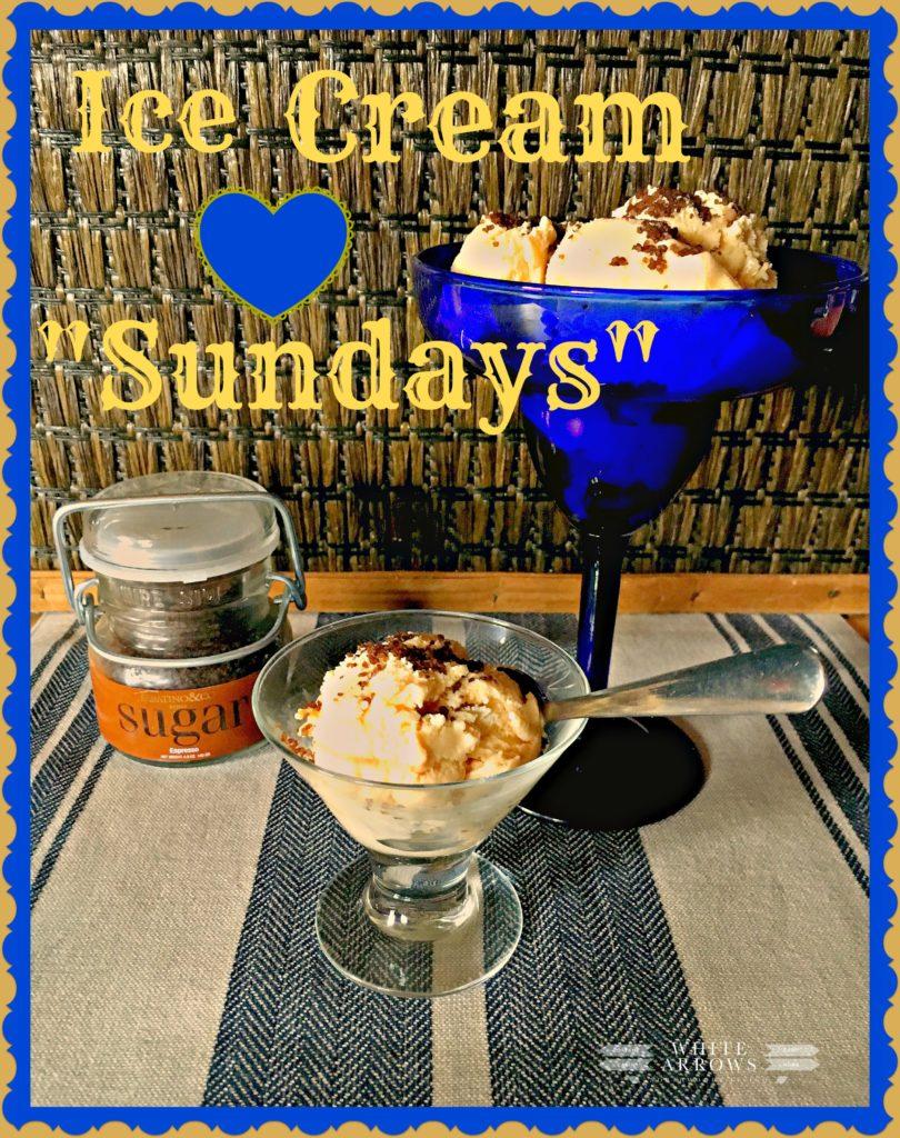 Ice Cream Sunday, Ice Cream