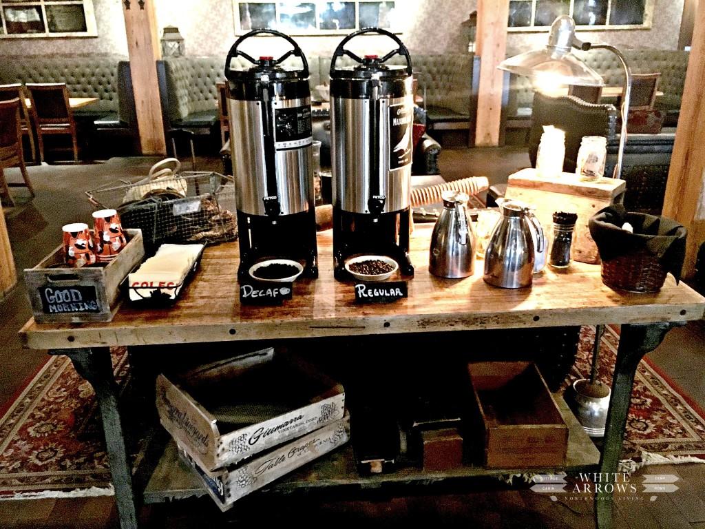 Ironhorse Hotel, Colectivo Coffee, Coffee Bar, Milwaukee