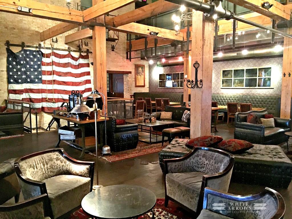 Ironhorse Hotel, Americana, Industrial Design, Milwaukee