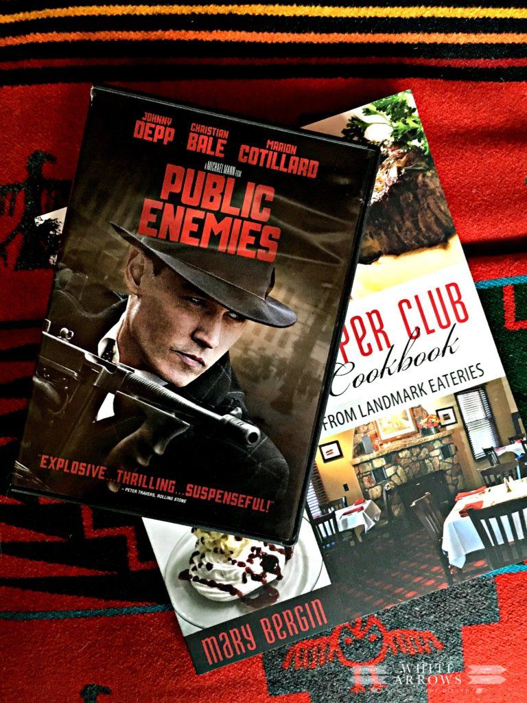 Public Enemies, John Dillinger, Little Bohemia, Manitowish Waters