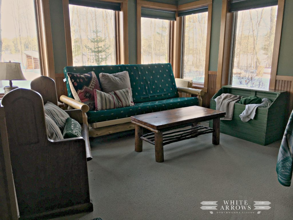 Lake House, Guest Space, Fouton, Rustic, Basement