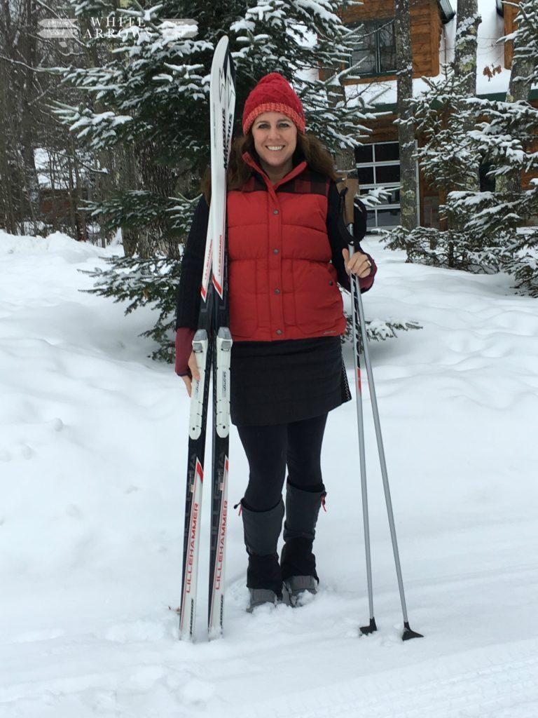 Cross Country Ski Winter Apparel