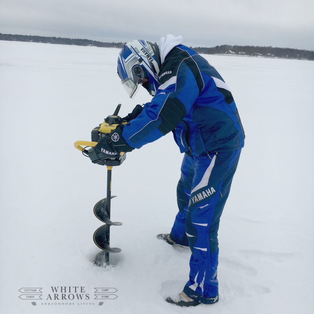 Ice Drill Ice Fishing