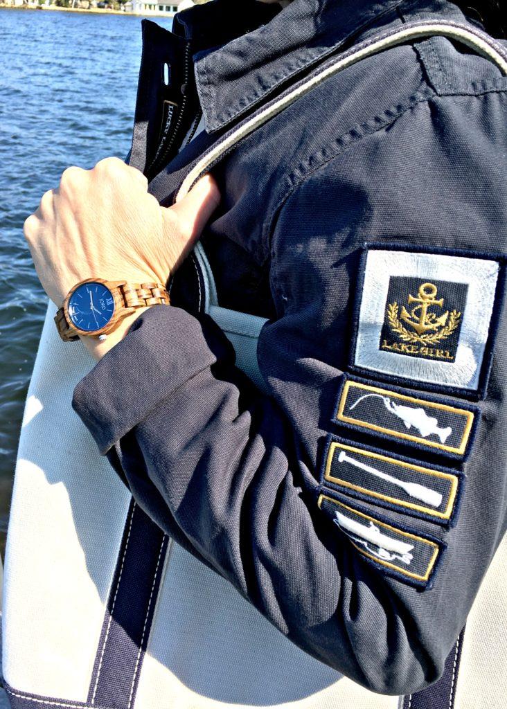 wood watch, Jord, Jord wood watches, nautical, lake girl, beach tote, lake style, unique watch, women's watch, beach style