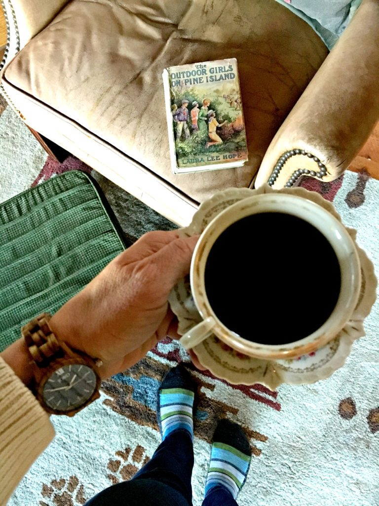 Jord watch, wood watch, vintage teacup, leather chair, outdoor girls, ladies watch
