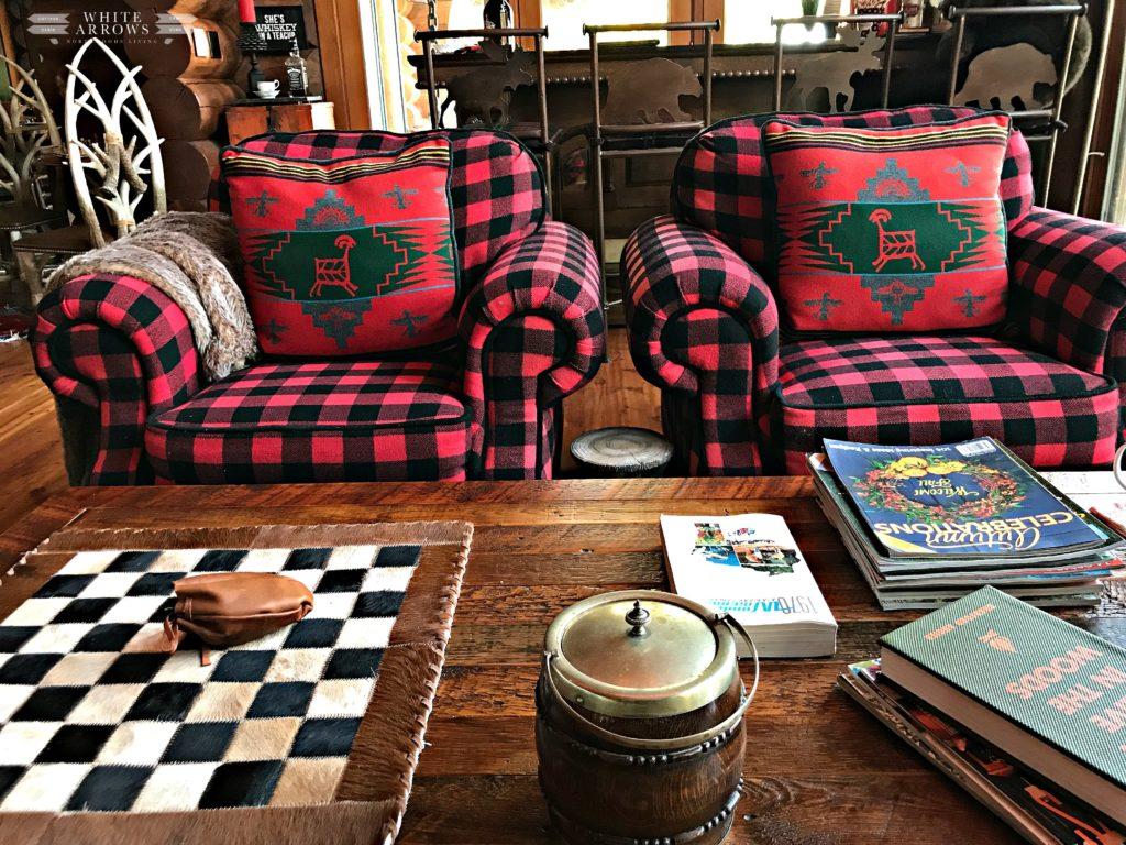 Buffalo Plaid, Cabin Decor, Cabin Style