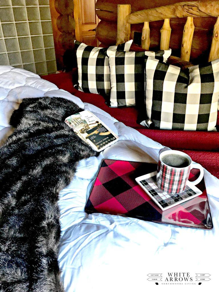 Buffalo Plaid, Throw Pillows, Master Bedroom, Cabin