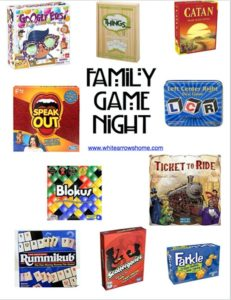 Family Game Night, Games for Families, Games, Games for Kids, Top Ten Games