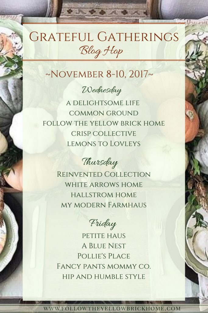 Thanksgiving Blog Hop, Thanksgiving Ideas