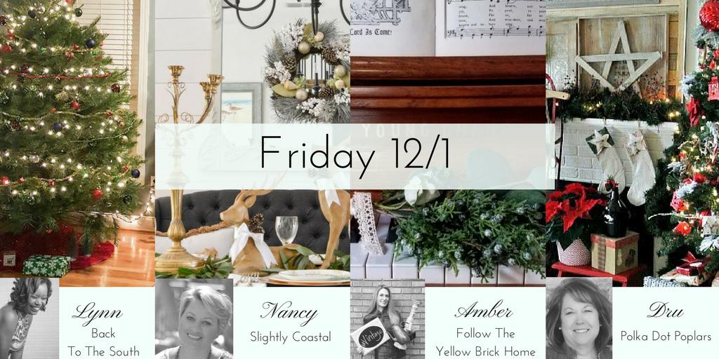 blog hop, holiday blog hop, home tour, holiday home tour, Christmas blog hop, Christmas home tour