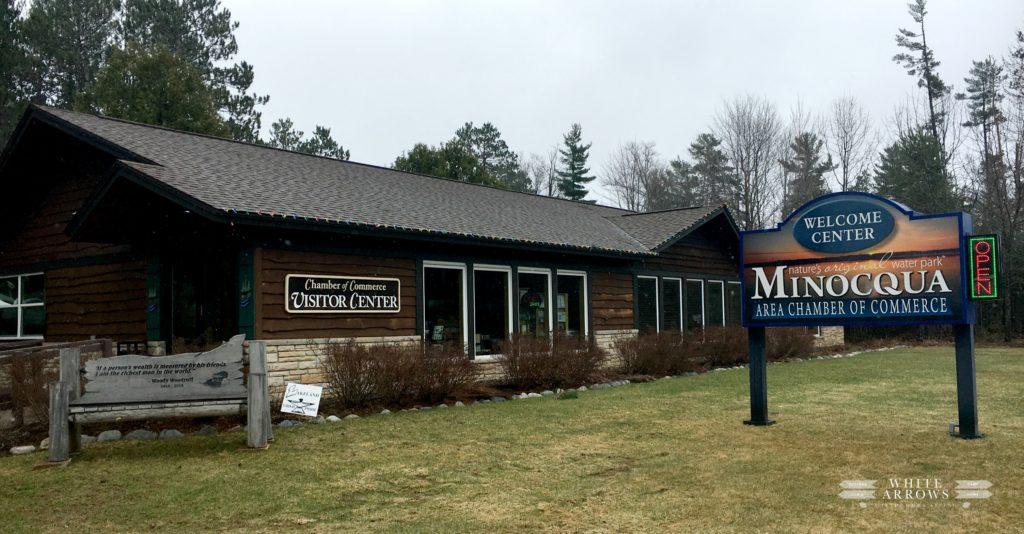 Minocqua Visitors Center, Family Vacation