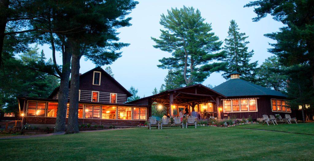 Coon's Franklin Lodge, Boulder Junction, Wisconsin, Northwoods, Vacation Resort