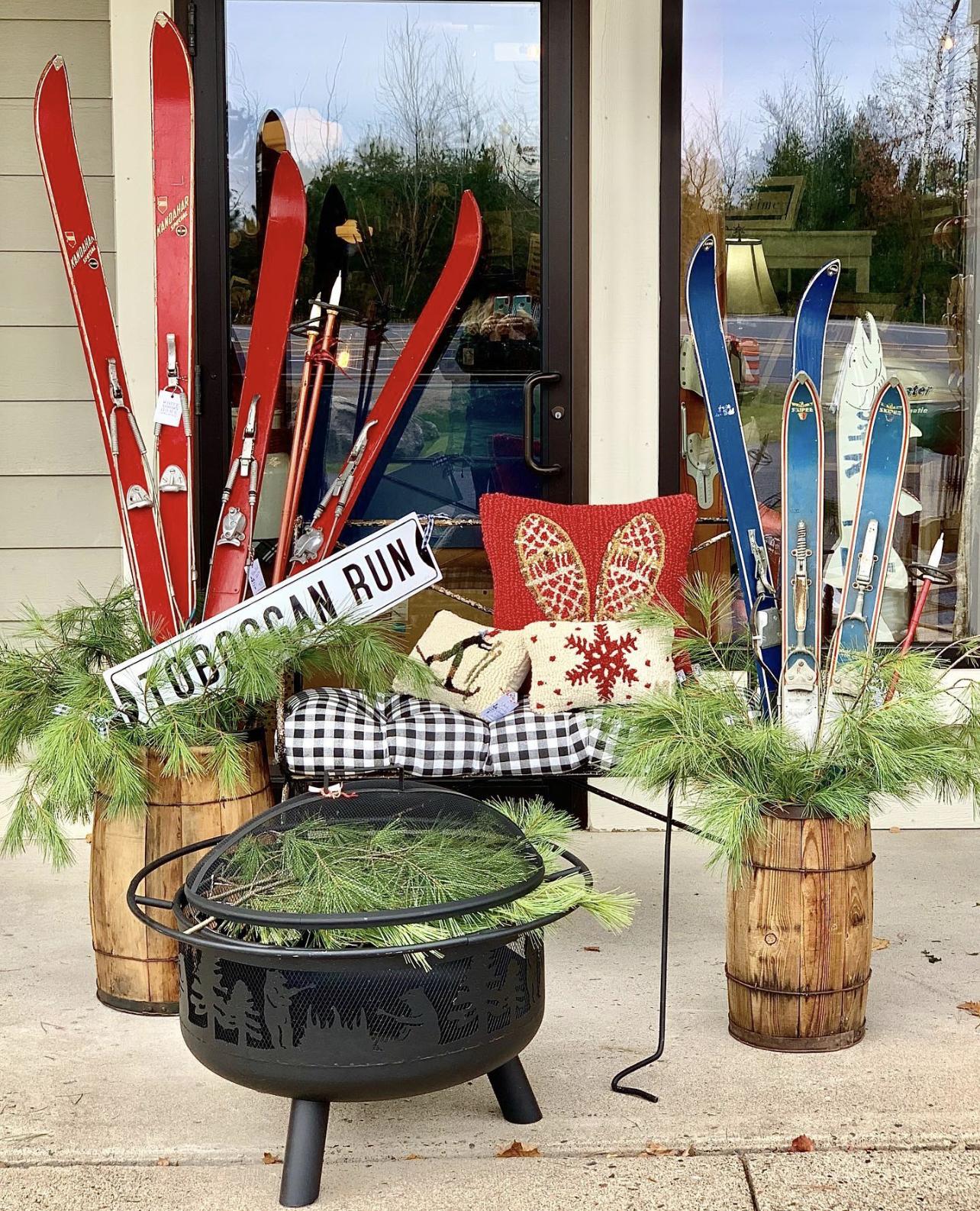 White Arrows Home Antique Shop