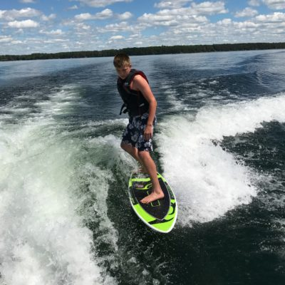 Family Vacation to Minocqua- Traveling with Teenagers