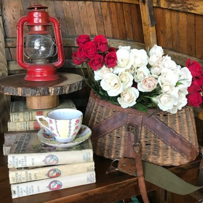 Lake House Style- Vintage Must Haves