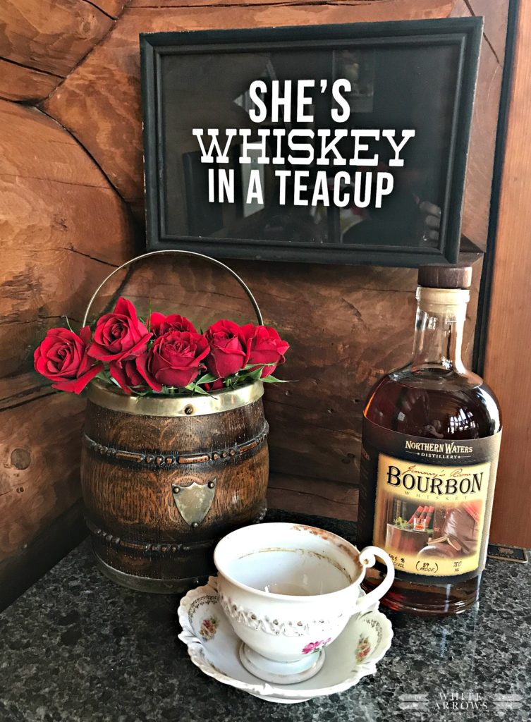 Whiskey in a Teacup, Teacup, Whiskey, Bourbon, Tobacco Jar