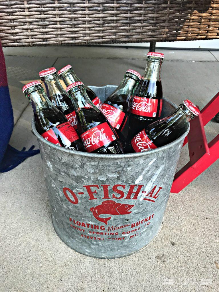 Fourth of July, Coca Cola
