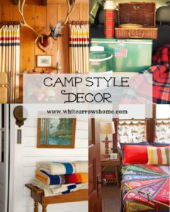 Camp Style Decor