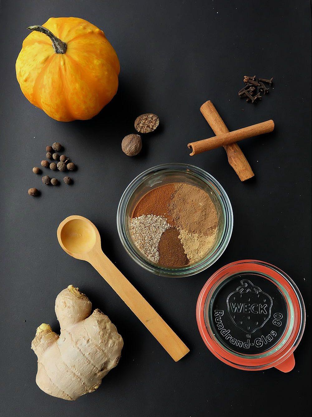 DIY Pumpkin Pie Spice