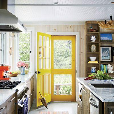 Cottage Style, Screen Door