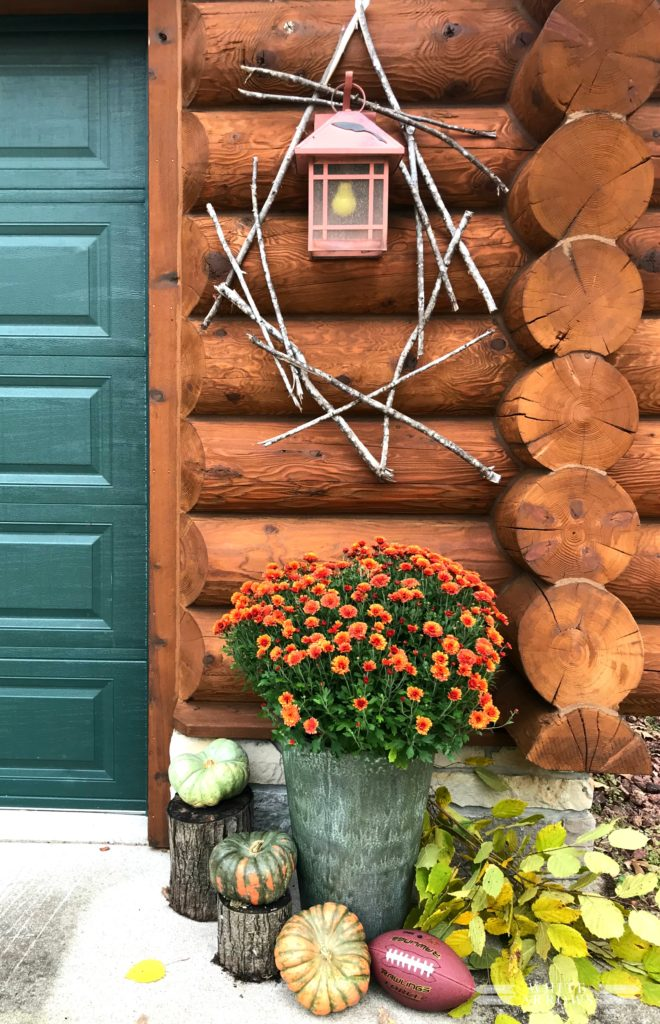 Autumn Decor, Fall Porch, Fall Decor, Fall Front Porch, mums and pumpkins