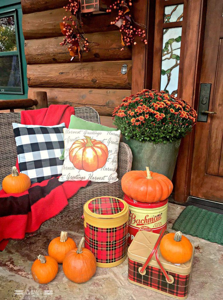 Autumn Decor, Fall Porch, Fall Decor, Fall Front Porch,