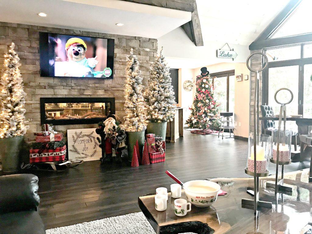 christmas-grand-getaway-manitowish-waters-lake-house