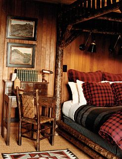 lodge-style-bedding-buffalo-plaid