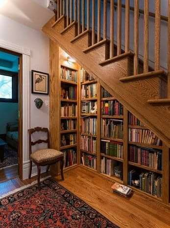book-nook-under-stairs-home-library