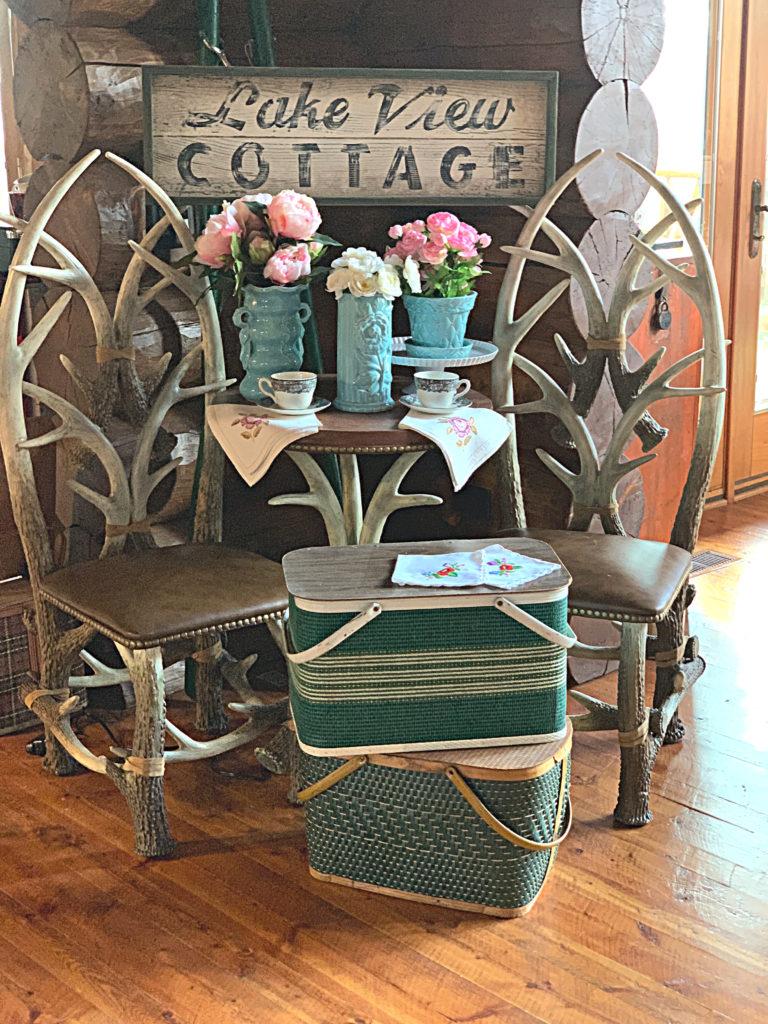 spring-tea-praty-blog-hop-vintage-cottage-decor-cabin-decor-signs