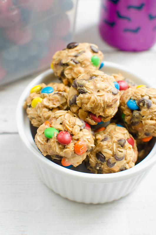 After School Snacks Protein Trail Mix Bars