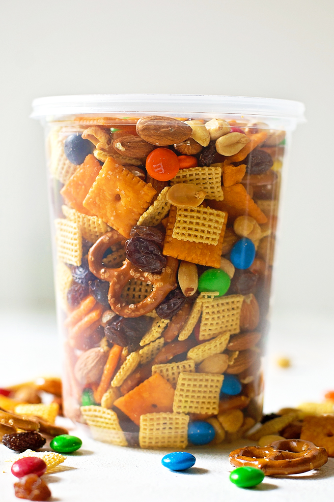 After School Snacks- Snack Mix