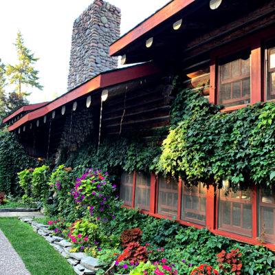 Montana Vacation at Flathead Lake Lodge