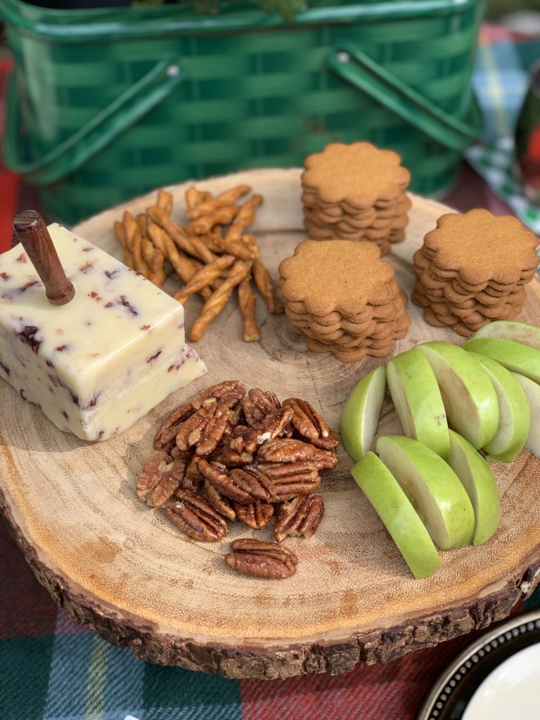 Gingersnaps and Apples with other treats
