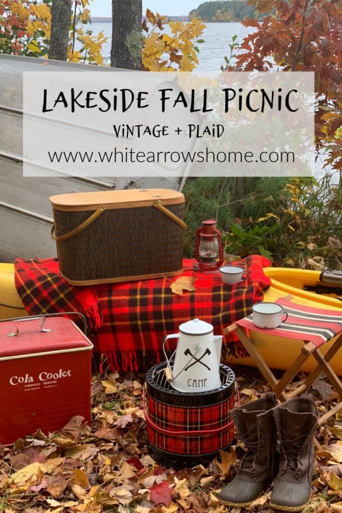 Fall Vintage Picnic Post