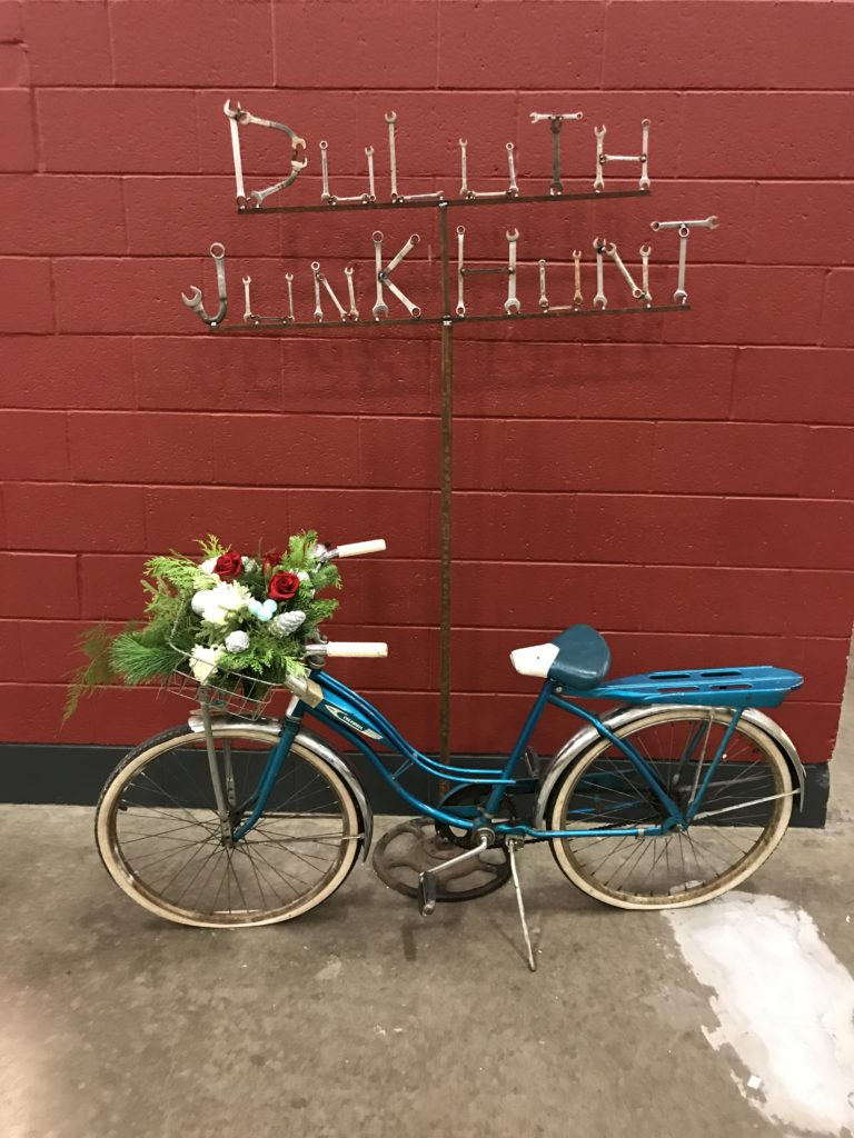 duluth junk hunt bicycle