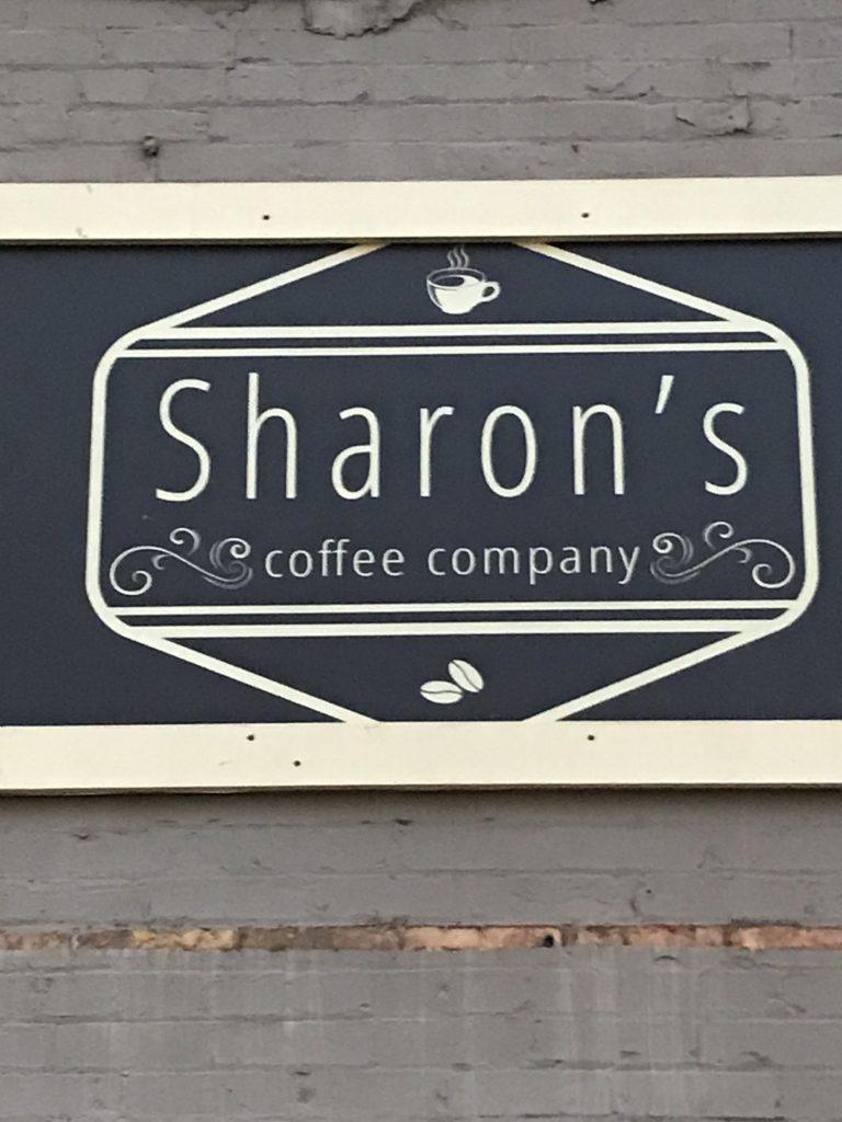 sharons coffee hurley wi