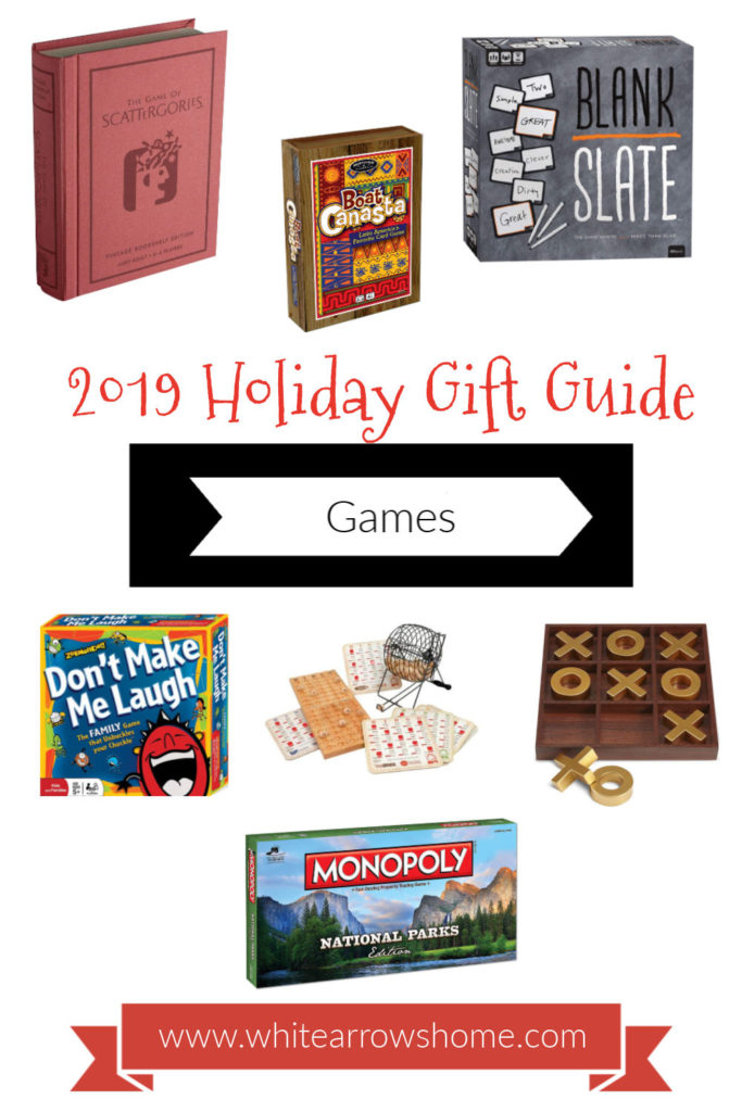 Christmas Gifts- games