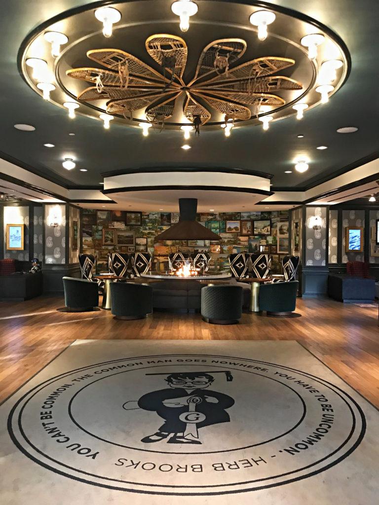 entrance Graduate Hotel Minneapolis