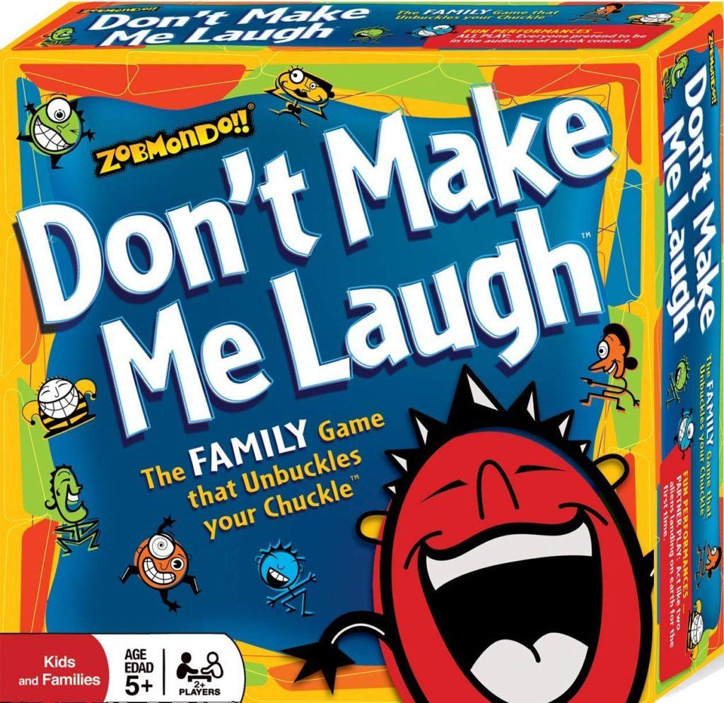 Don't Make Me Laugh Game