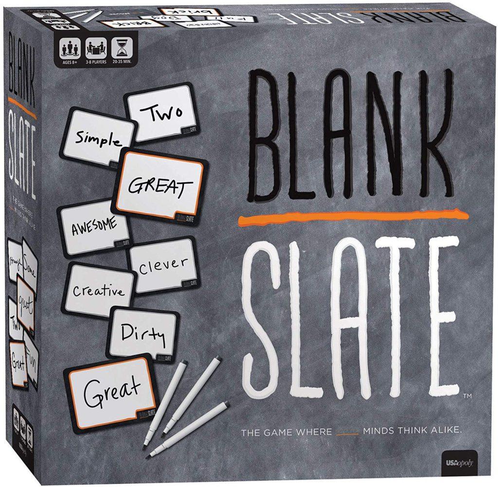 Blank Slate Game Christmas Gift