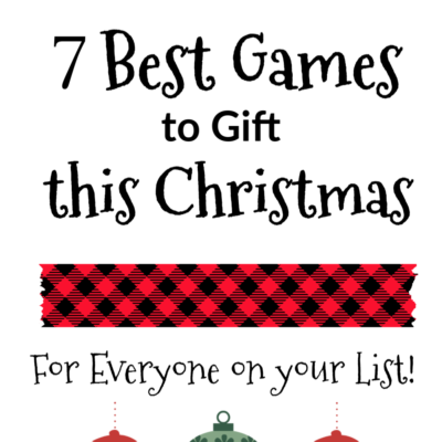 7 Great Games to Gift this Christmas