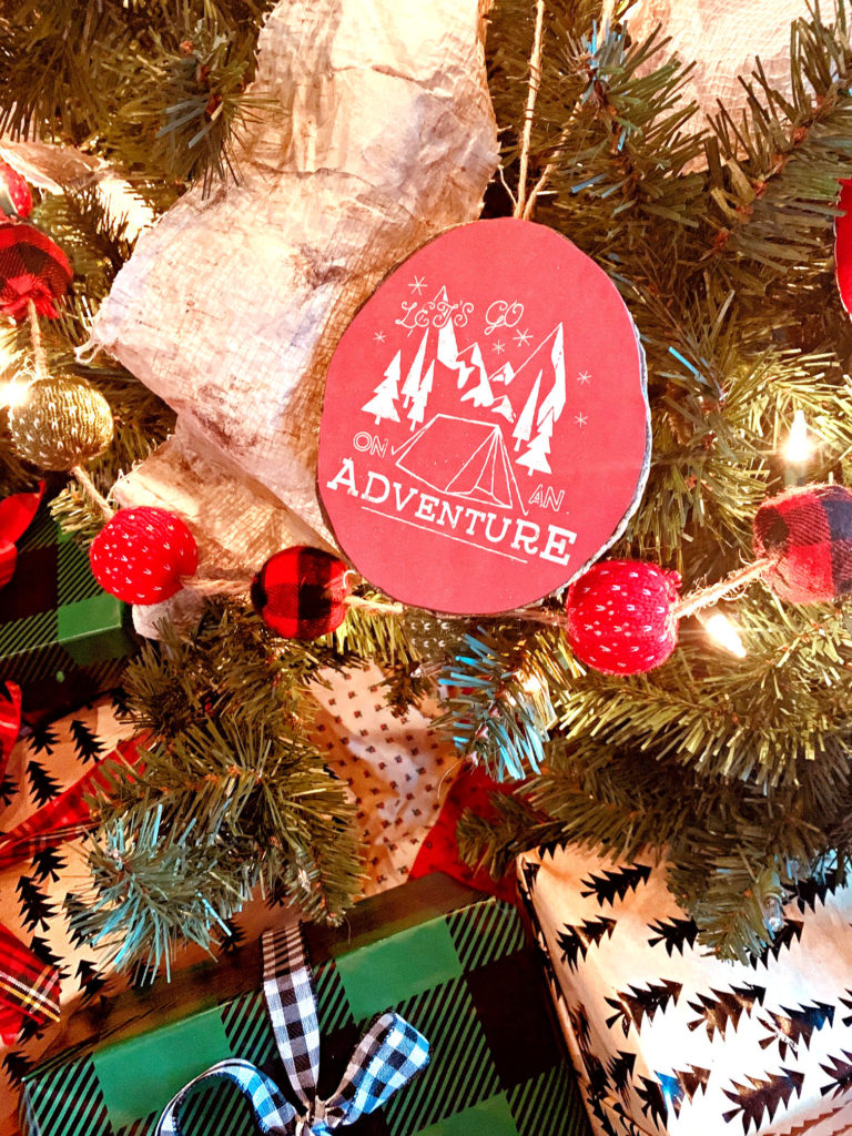 Christmas Ornaments Adventure