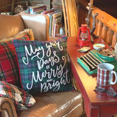 Easy Christmas Vignettes Ideas