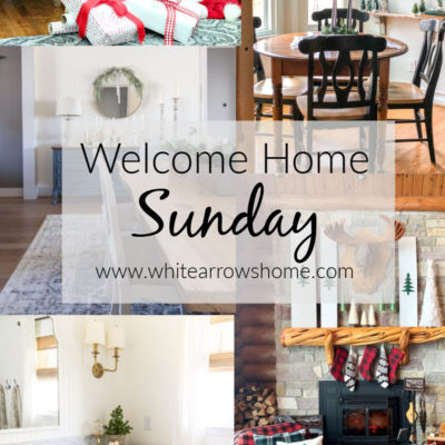 Welcome Home Sunday